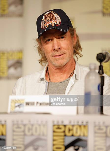 Actor Will Patton attends TNT at ComicCon International San Diego 2014 'Falling Skies' Panel at San Diego Convention Center on July 25 2014 in San...
