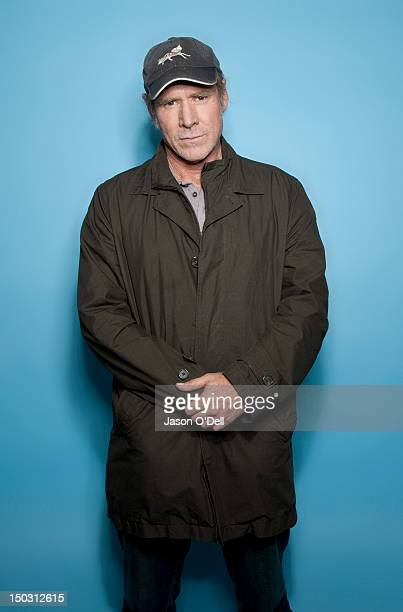 Actor Will Patton is photographed at ComicCon for TV Guide Magazine on July 22 2011 in San Diego California