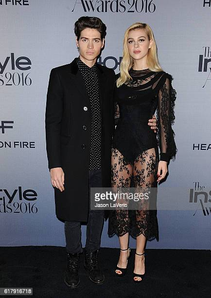 Actor Will Peltz and actress Nicola Peltz attend the 2nd annual InStyle Awards at Getty Center on October 24 2016 in Los Angeles California