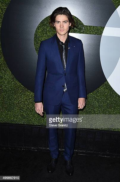 Actor Will Peltz attends the GQ 20th Anniversary Men Of The Year Party at Chateau Marmont on December 3 2015 in Los Angeles California