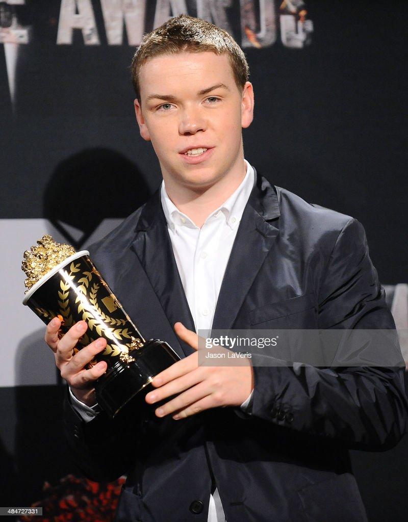 2014 MTV Movie Awards - Press Room