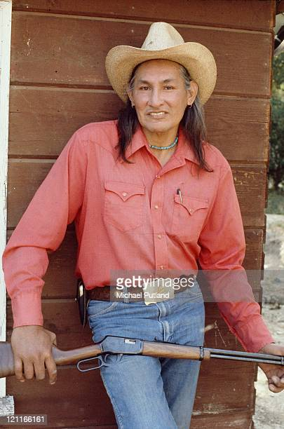 Will Sampson Stock Photos and Pictures | Getty Images