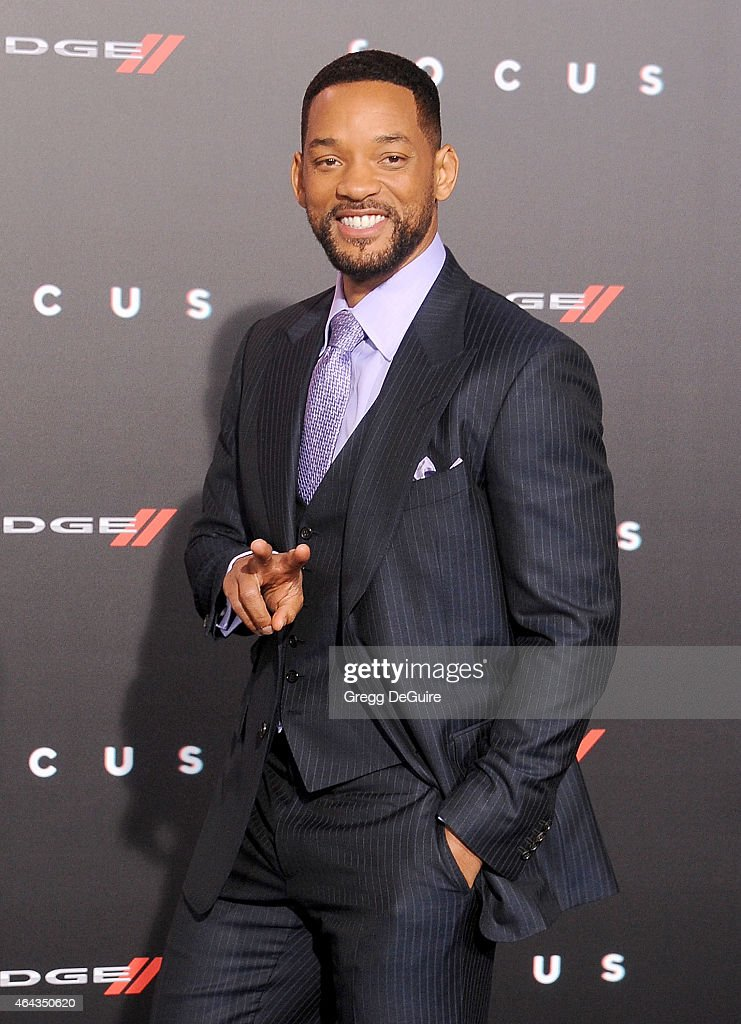 """Los Angeles World Premiere Of Warner Bros. Pictures """"Focus"""" : News Photo"""