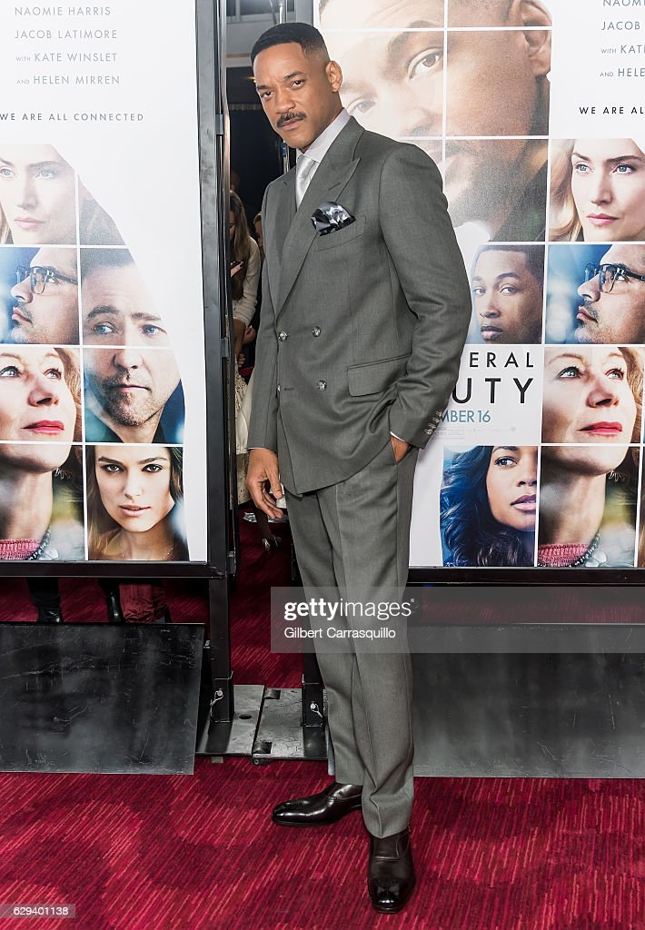 """""""Collateral Beauty"""" World Premiere : News Photo"""