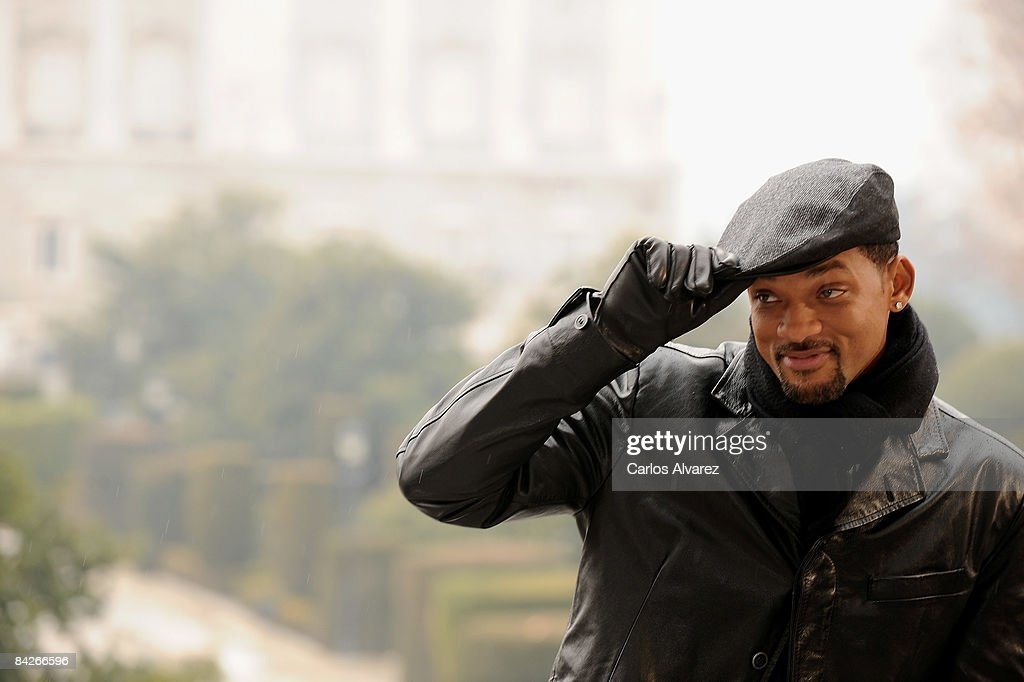 """Will Smith Attends """"Seven Pounds"""" Madrid Photocall"""