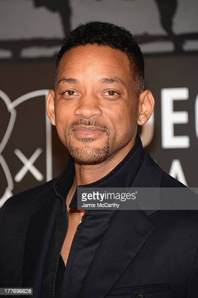 Actor Will Smith attends the 2013 MTV Video Music Awards at the Barclays Center on August 25 2013 in the Brooklyn borough of New York City