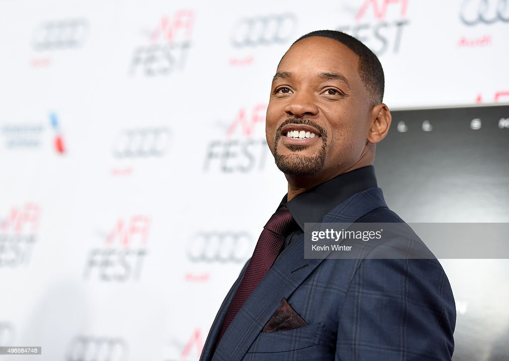 "AFI FEST 2015 Presented By Audi Centerpiece Gala Premiere Of Columbia Pictures' ""Concussion"" - Red Carpet : Nachrichtenfoto"