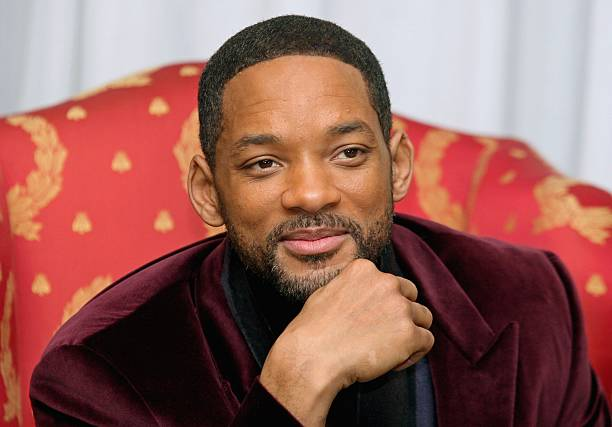 Pursuit Of Happyness- Rome Photocall