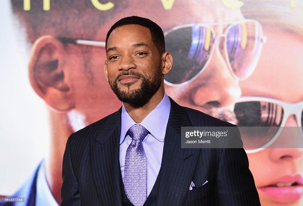 "Premiere Of Warner Bros. Pictures' ""Focus"" - Arrivals"