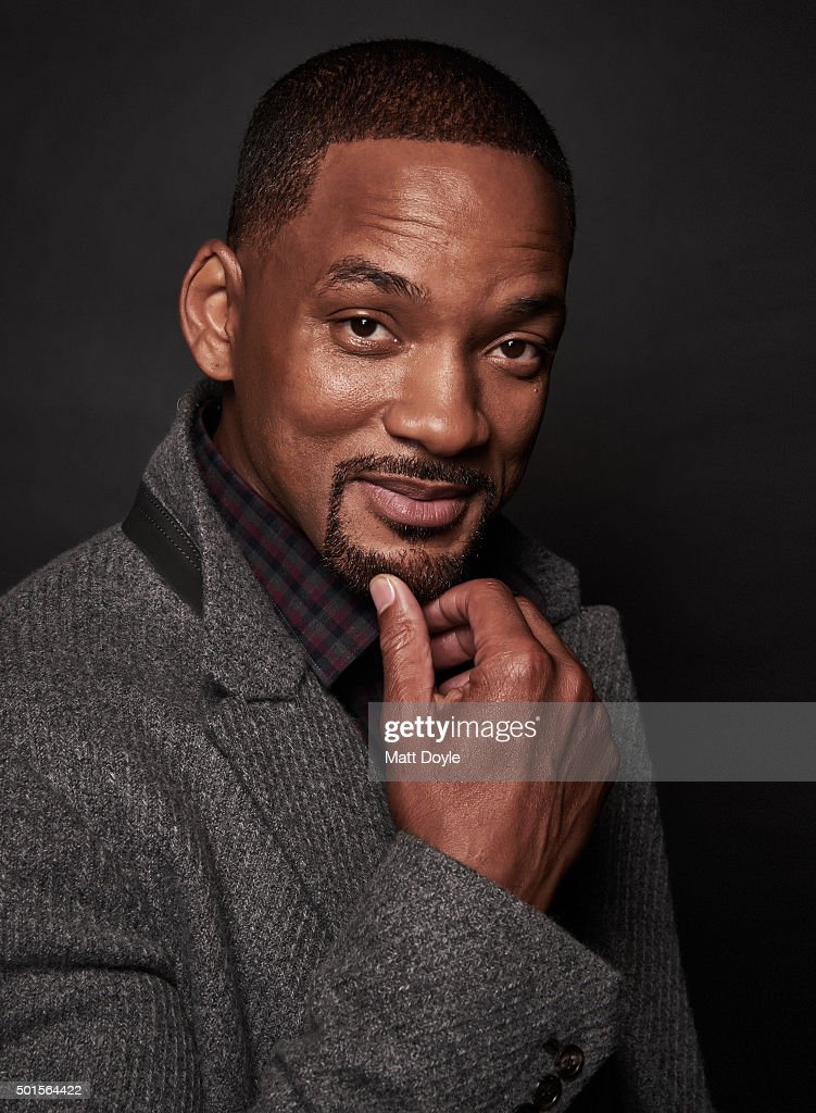 Will Smith, Back Stage, November 26, 2015