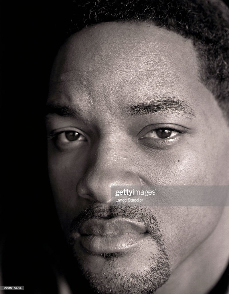 Actor Will Smith poses for a portrait for EW in Los Angeles in January, 2002.