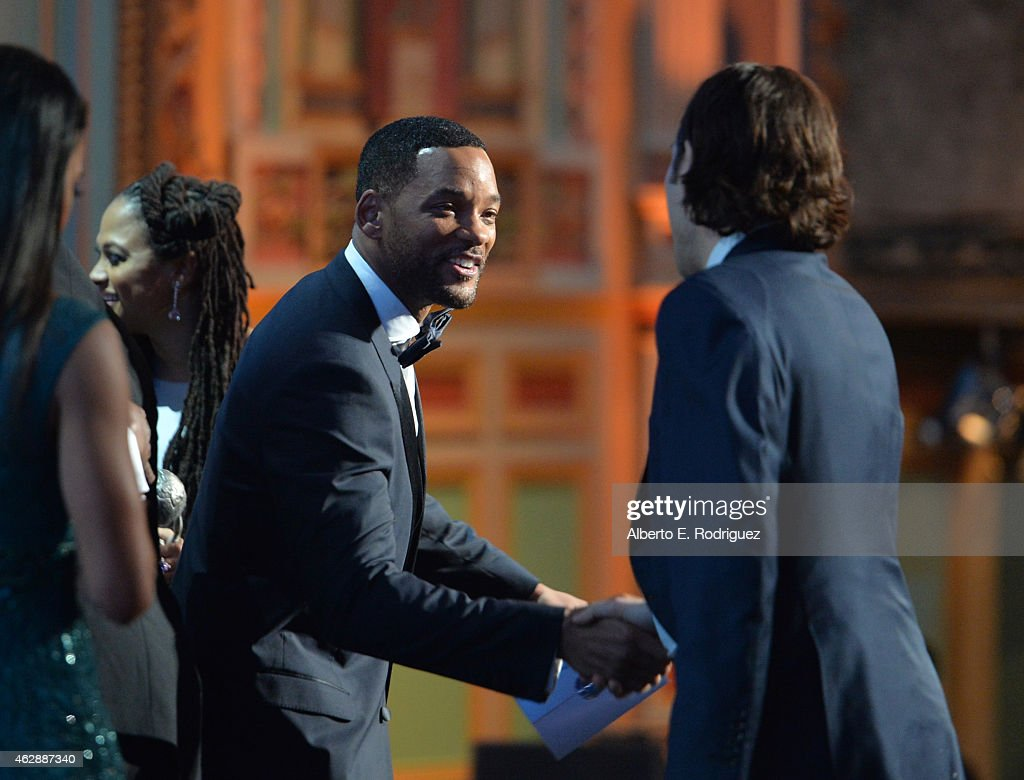 46th NAACP Image Awards Presented By TV One - Show : News Photo