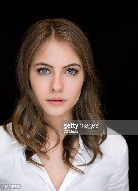 Actor Willa Holland is photographed on September 7 2008 in Toronto Ontario