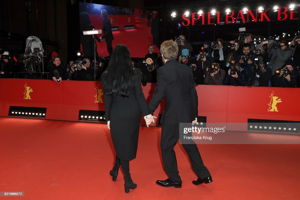 Homage Willem Dafoe - Honorary Golden Bear Award Ceremony - 68th Berlinale International Film Festival : Foto di attualità