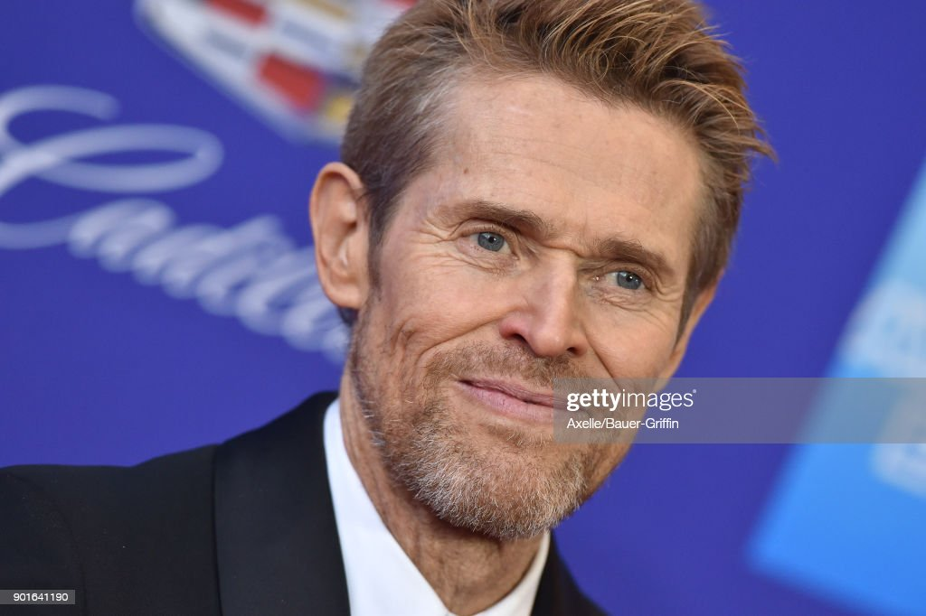 Actor Willem Dafoe attends the 29th Annual Palm Springs International Film Festival Awards Gala at Palm Springs Convention Center on January 2, 2018 in Palm Springs, California.