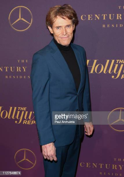 Actor Willem Dafoe attends The Hollywood Reporter's 7th annual Nominees Night at CUT on February 04 2019 in Beverly Hills California