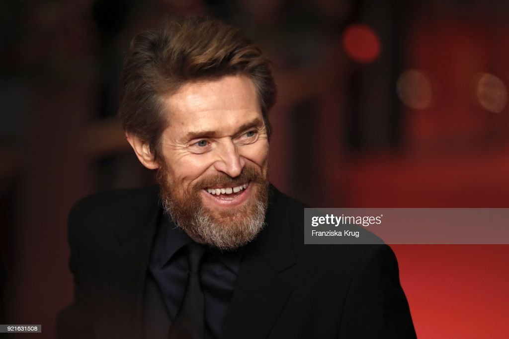 Actor Willem Dafoe attends the Homage Willem Dafoe - Honorary Golden Bear award ceremony and 'The Hunter' screening during the 68th Berlinale International Film Festival Berlin at Berlinale Palast on February 20, 2018 in Berlin, Germany.