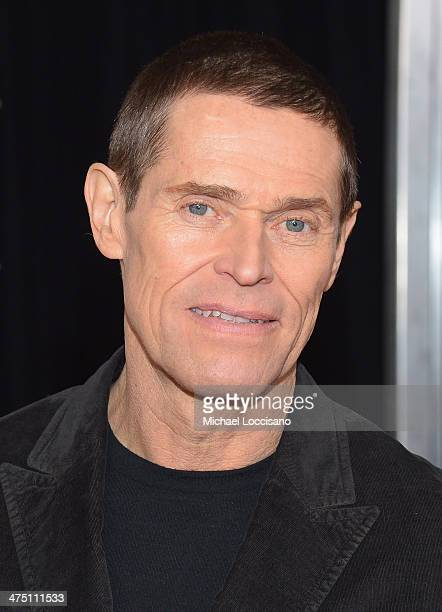 Actor Willem Dafoe attends the 'The Grand Budapest Hotel' New York Premiere at Alice Tully Hall on February 26 2014 in New York City