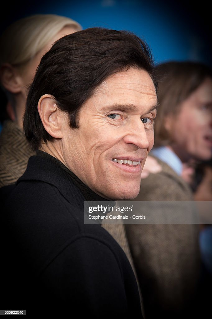 Actor Willem Dafoe attends the 'The Grand Budapest Hotel' photocall during the 64th Berlinale International Film Festival at the Grand Hyatt, in Berlin, Germany.