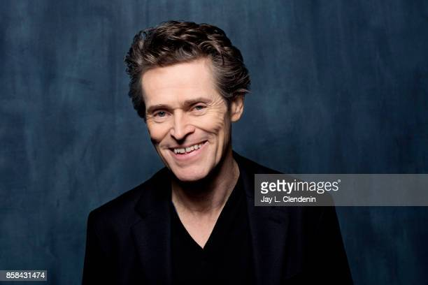 Actor Willem Dafoe from the film The Florida Project poses for a portrait at the 2017 Toronto International Film Festival for Los Angeles Times on...