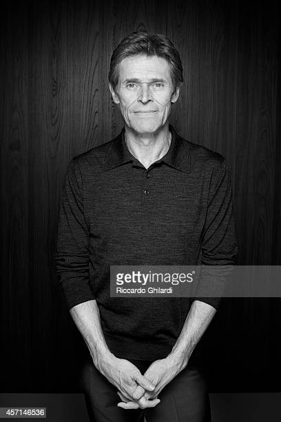 Actor Willem Dafoe is photographed for Gioia Magazine in Venice Italy