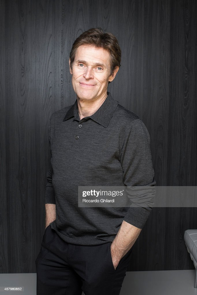 Actor Willem Dafoe is photographed for Gioia Magazine in Venice, Italy.