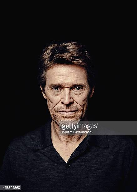 Actor Willem Dafoe is photographed for Self Assignment in San Sebastian Spain