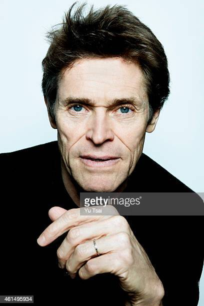 Actor Willem Dafoe is photographed for Variety on September 6 2014 in Toronto Ontario