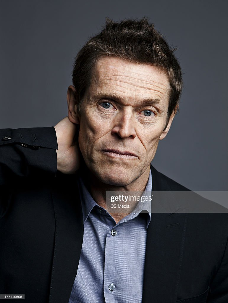 Willem Dafoe, Portrait shoot, September 10, 2011