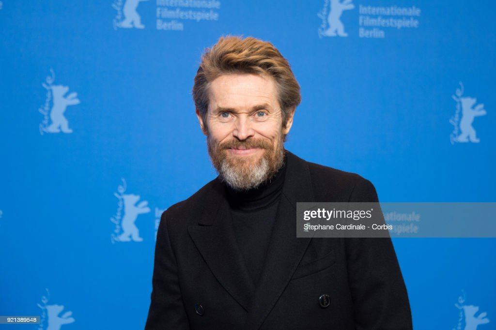 Hommage Willem Dafoe Photo Call - 68th Berlinale International Film Festival