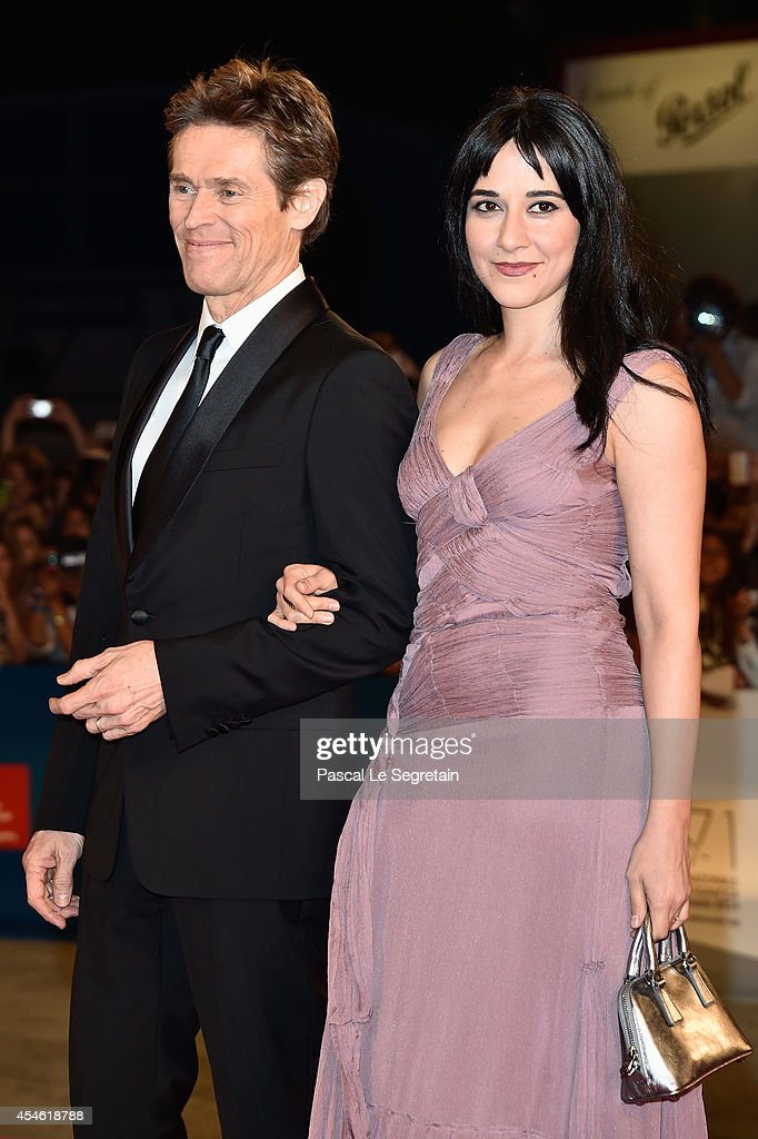 Willem Dafoe & Wife Giada Arrive at Oscars 2019: Photo ...  Willem Dafoe And Wife