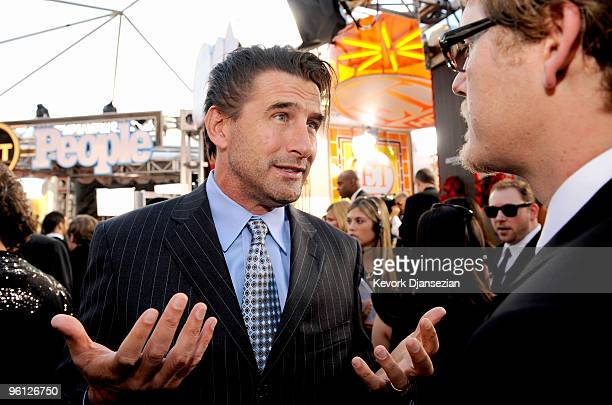 Actor William Baldwin arrives at the 16th Annual Screen Actors Guild Awards held at the Shrine Auditorium on January 23 2010 in Los Angeles California
