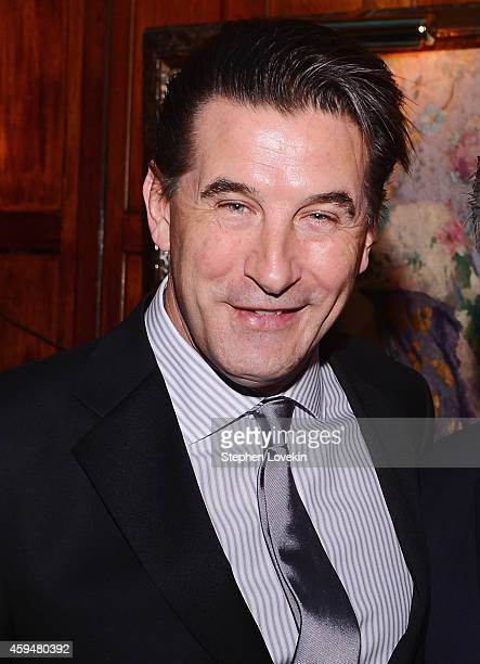 Actor William Baldwin attends The 204 Russian American Person Of The Year Awards at The National Arts Club on November 23 2014 in New York City