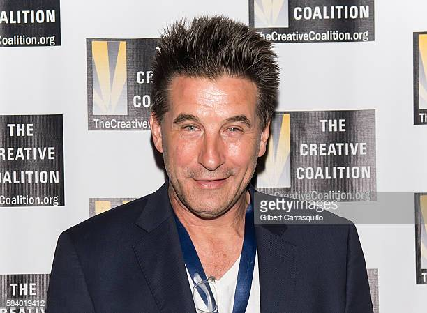 Actor William Baldwin attends The Creative Coalition's Benefit Gala Featuring Fergie at The Electric Factory on July 27 2016 in Philadelphia...