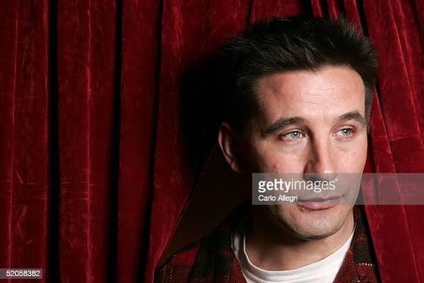 Actor William Baldwin of the film The Squid and the Whale poses for portraits during the 2005 Sundance Film Festival January 23 2005 in Park City Utah