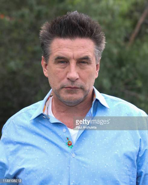 Actor William Baldwin visits Hallmark's Home Family at Universal Studios Hollywood on March 01 2019 in Universal City California