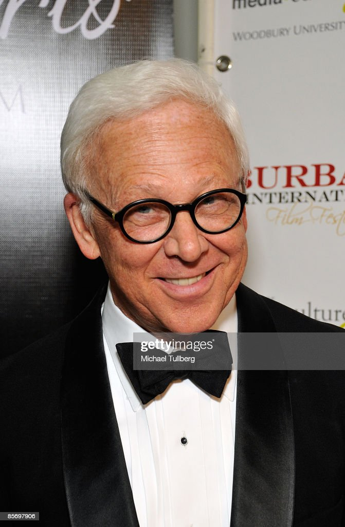 Actor William Christopher arrives at the Closing Night Gala for the 1st Annual Burbank International Film Festival, held at Woodbury University on March 29, 2009 in Burbank, California.