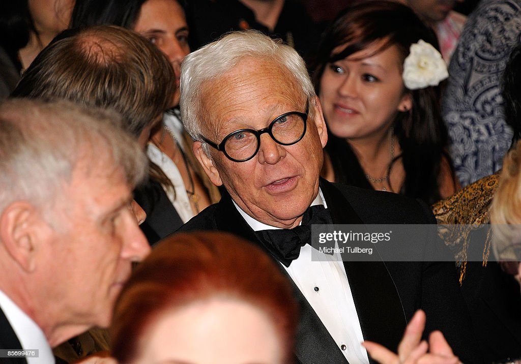 Actor William Christopher sits in the audience at the awards ceremony at the Closing Night Gala for the 1st Annual Burbank International Film Festival, held at Woodbury University on March 29, 2009 in Burbank, California.
