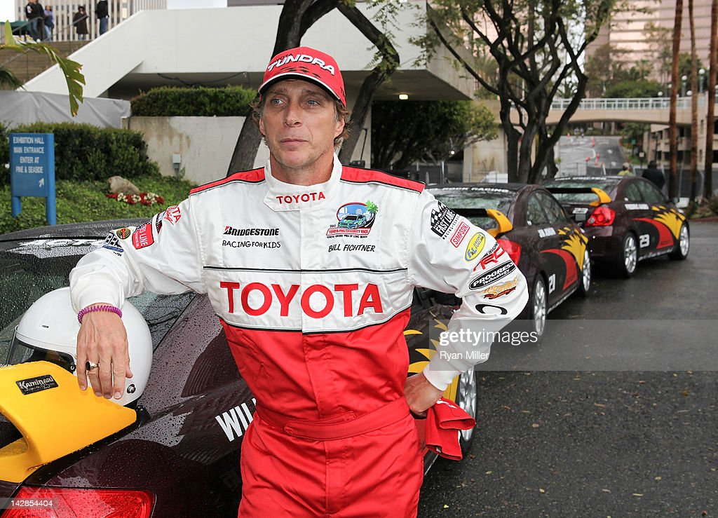 Actor William Fichtner attends the 36th Annual Toyota Pro/Celebrity Race - Press Practice Day of the Toyota Grand Prix of Long Beach on April 13, 2012 in Long Beach, California.