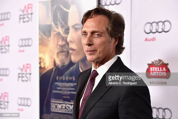 Actor William Fichtner attends the screening of 'The Homesman' during AFI FEST 2014 presented by Audi at Dolby Theatre on November 11 2014 in...