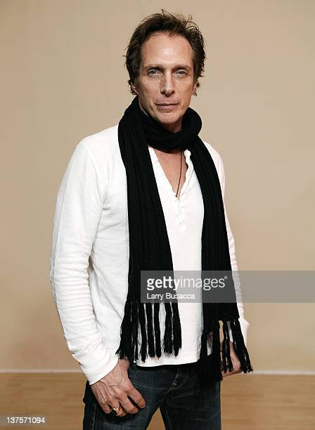 Actor William Fichtner poses for a portrait during the 2012 Sundance Film Festival at the Getty Images Portrait Studio at TMobile Village at the Lift...