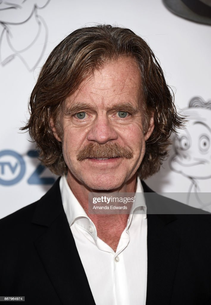 Actor William H. Macy arrives at the 3rd Annual Carney Awards at The Broad Stage on October 29, 2017 in Santa Monica, California.