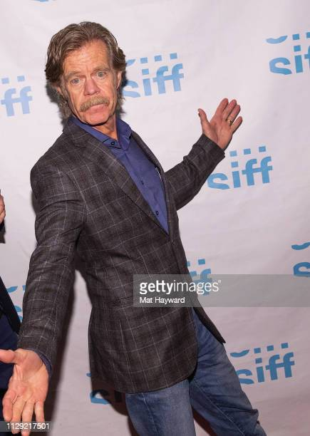 Actor William H. Macy attends a screening of the film 'Stealing Cars' and a Q&A hosted by TheFilmSchool at SIFF Uptown Cinema on March 7, 2019 in...