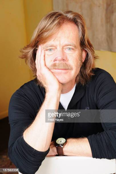 Actor William H Macy attends the SAGIndie Actors Only brunch during the 2012 Sundance Film Festival held at Cafe Terigo on January 22 2012 in Park...