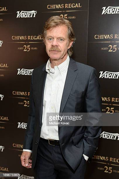Actor William H. Macy attends the Variety Emmy Studio at Palihouse on May 30, 2013 in West Hollywood, California.