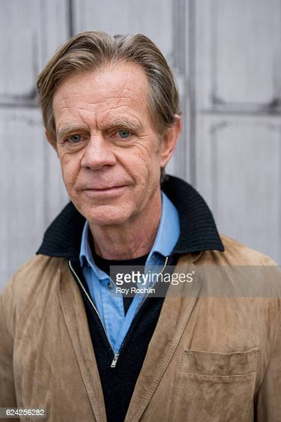 Actor William H Macy discusses 'Shameless' with The Build Series at AOL HQ on November 18 2016 in New York City
