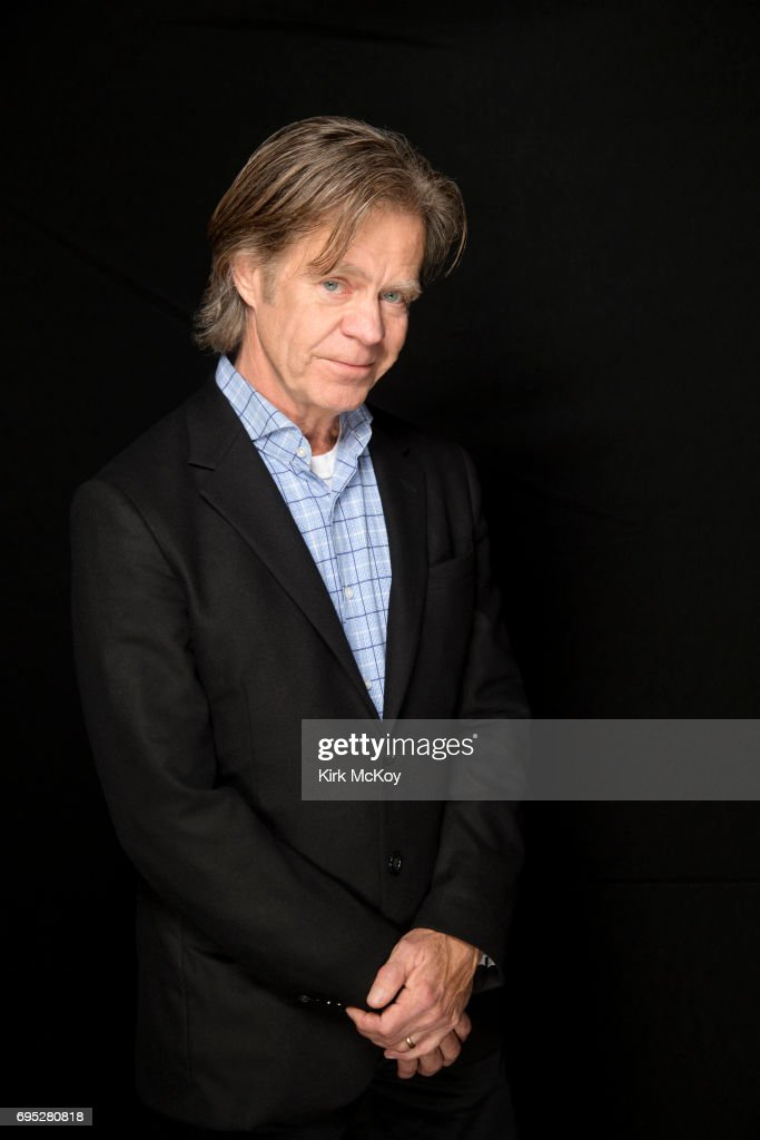 William H. Macy, Los Angeles Times, June 1, 2017