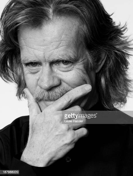 Actor William H Macy is photographed for Self Assignment on February 18 2011 in New York City