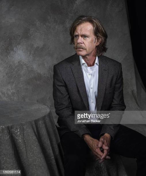 Actor William H. Macy poses for a portrait at the Savannah Film Festival on November 3, 2017 at Savannah College of Art and Design in Savannah,...