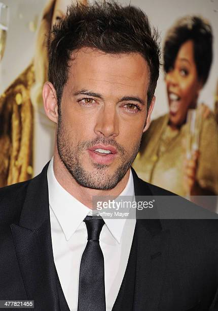 Actor William Levy arrives at the Los Angeles premiere of Tyler Perry's 'The Single Moms Club' at the ArcLight Cinemas Cinerama Dome on March 10 2014...